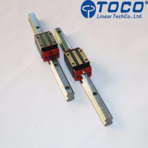 Grande durevolezza come il blocchetto lineare HGH20ca Hgr20 della guida di Hiwin per la strumentazione di automazione di fabbrica