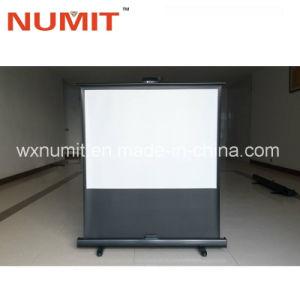 携帯用床永続的なプロジェクタースクリーン