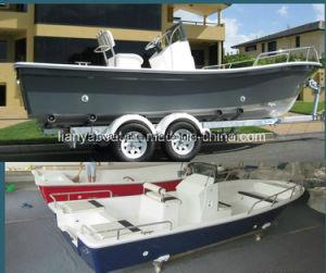 Liya 14-25 van de Glasvezel van de Vissersboten Voet van de Boot van Panga