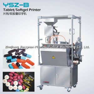Tablette/Softgel Imprimante (YSZ-B) Capsule Machine d'impression Equipemnt pharmaceutique