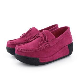 Nuevo estilo de Mujer Zapatillas Zapatillas (FTS1020-9)