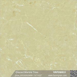 フォーシャンの建築材料の大理石の磨かれたフロアーリングの浴室の床タイル(VRP8W892、800X800mm)