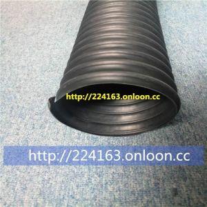 Tubo flessibile di scolo del tubo flessibile/TPE di ventilazione del TPE/condotto termoplastico (TPE) dell'elastomero - resistente a 135º C