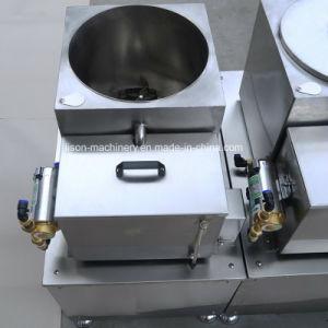 Biscoito sabor duplo sandwiching automática máquina e máquina de embalagem