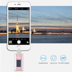 Typ-c Feder-Laufwerk des USB-Blitz-Laufwerk-OTG für iPhone androides 4GB 8GB 16GB 32GB 64GB