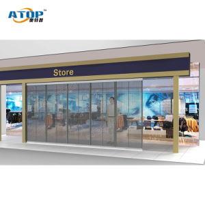 HD Indoor SMD1921 affichage LED en verre transparent pour la publicité