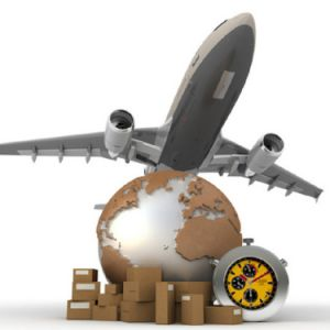 Courier express internacional puerta a puerta por DHL FedEx, UPS EMS TNT