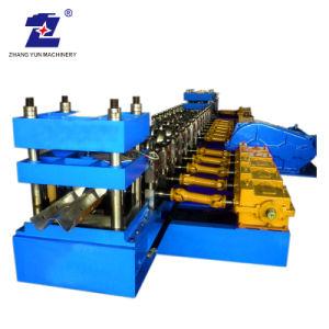 La linea di produzione personalizzata della guardavia della strada principale laminato a freddo la formazione della macchina