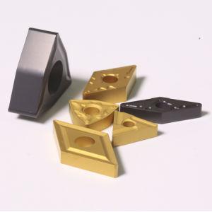 Zhuzhou Fabrik-Zubehör CNC-Hartmetall schiebt Tnmg Cnmg ein