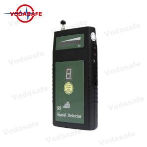 Laser-bijgewoonde Veelzijdige GSM Telefoon rf de Draadloze Detector van het Insect, het Draadloze Anti Afluisteren van de Jager van de Lens, de Hoge Jager van de Camera van de Gevoeligheid Draadloze