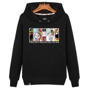 Homens personalizando o logotipo de impressão de alta qualidade blusa suéter moda