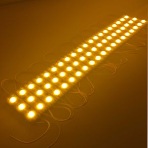 Signage 점화를 위한 DC12V 1.5W 3LEDs SMD 5730 LED 모듈
