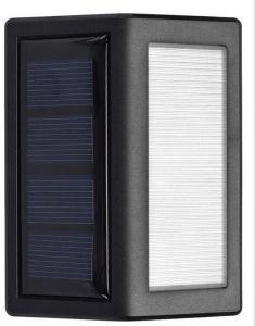 20ПК лампа швов под руководством солнечной лампа водонепроницаемый солнечной чрезвычайной настенный светильник