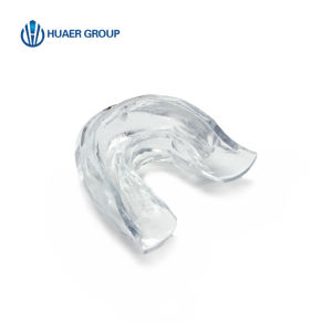 非35%Cp過酸化物の過酸化物のゲルによって事前に入力される口の皿