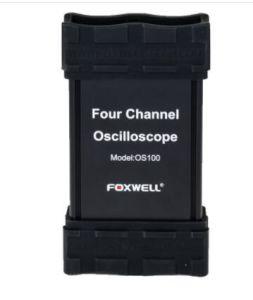 2017新しい到着のFoxwell OS100の4チャンネルの自動車測定のオシロスコープ