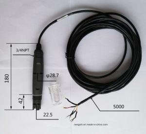 Tratamento de Água Industrial online Sensor de pH para medição de pH