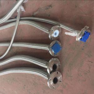 PTFEによって並べられる軟らかな金属のふいご
