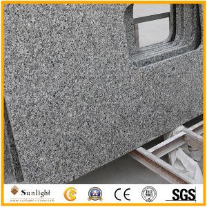 De betaalbare Natuurlijke Countertop van het Graniet van de Zwaan Witte of Bovenkant van de Ijdelheid