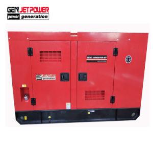 L4 Diesel van de Motor van de Cilinder Generator 250 kVA 200kw
