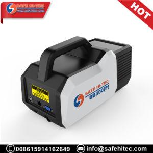Alta taxa de detecção do Detector de Explosivos Portátil com sistema de operação inteligente DP300