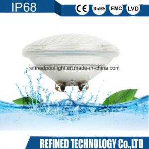 Control remoto de color RGB LED de luz bajo el agua de la luz de la piscina PAR56