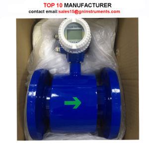 Digital-elektromagnetisches Strömungsmesser-flüssiges Wasser-magnetisches Fluss-Wasser-Messinstrument