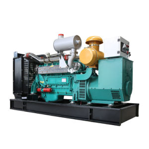 Buen precio astillas de madera duradera gasificador de biomasa Gas Generator
