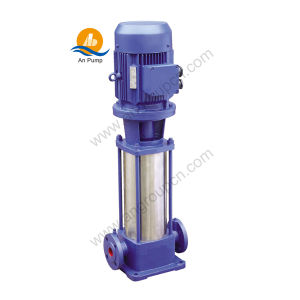 Pomp van het Water van de hoge druk de Verticale Meertrappige Hulp