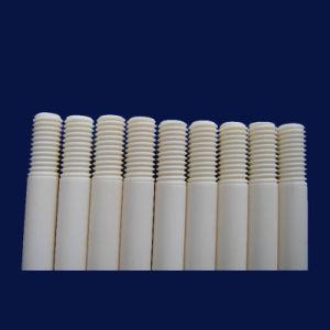 技術的な陶磁器耐久力のあるAl2O3アルミナ10mm陶磁器の通された棒