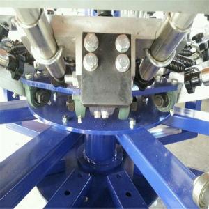 기계를 인쇄하는 6개의 색깔 회전 목마 수동 자동적인 스크린