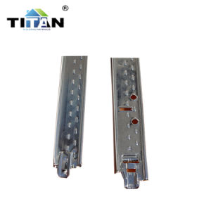Sistemi principali della barra del soffitto T del T del T trasversale della scanalatura