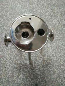 316&314 do alojamento do filtro de aço inoxidável para filtração de líquidos