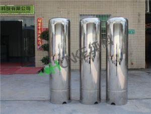 Chunke Edelstahl 304/316 mechanischer Filter