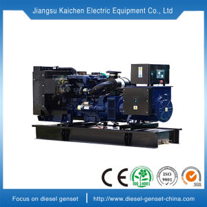 50kVA stille Diesel die Generator door Motor wordt aangedreven