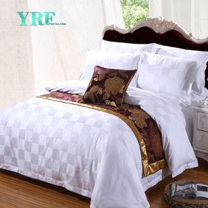 明白な高級ホテルの寝具は100綿をセットした