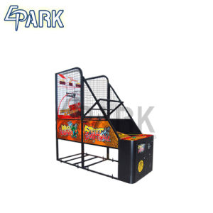 低価格の通りのバスケットボールは練習機械を遊ばす