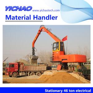 Registro hidráulico de la excavadora tenazas, tenazas de clasificación