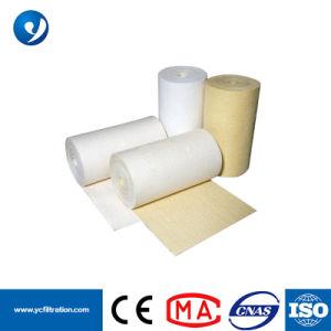 Usine résistant à l'eau filtre en polyester tissé sac de poussière de poche