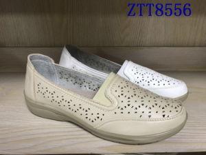 Mode de vente chaude mature de confortables chaussures femmes avec Ztt8556