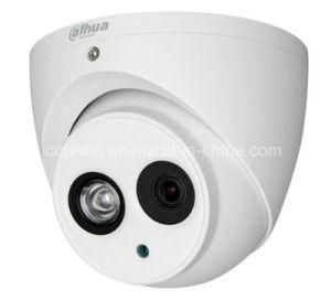 Segurança CCTV Dahua IV Cúpula da Câmara Dia/Noite para exterior de cartão SD H265 HD 6MP Dahua Poe Câmara IP