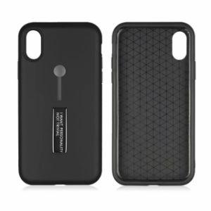 iPhone XのケースのiPhoneの耐震性の堅い背部電話カバーのため10のケース
