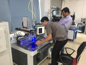 Laser-Schweißgerät 4-Axis der Faser-400W automatisches für Rohr-Platte