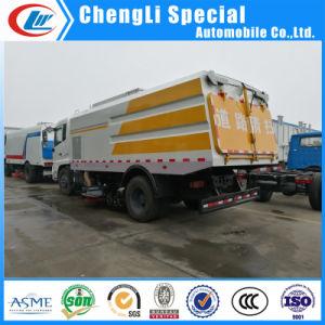 [دونغفنغ] [سنوتروك] [فوتون] [روأد سويبر] شاحنة غبار تنظيف شاحنة لأنّ عمليّة بيع