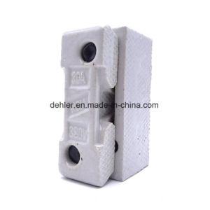 O Plug-in de porcelana de Alimentação Plug-in do Fusível da caixa de fusíveis de baixa tensão