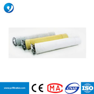 Китай поставщиков Bag фильтры для цементной пыли из стекловолокна с мембраной из тефлона мешок фильтра