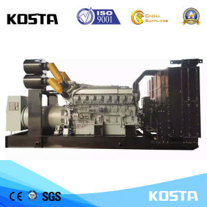 2250kVA Diesel van Ce Generator met de Dieselmotor van Mitsubishi