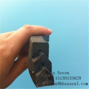 NBR FKM FPM tecido HNBR Viton Chevron Conjunto Vedação de embalagem