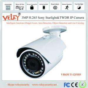 3MP Sony Starvis IR wasserdichtes CCTV-Kamera-Überwachungskamera-System