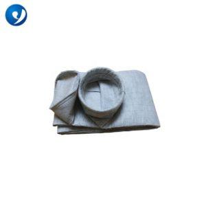 Yc usine couleur gris noir en fibre de verre d'alimentation de collecteur de poussière Sac filtre
