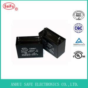 8UF 450VAC Cbb61 Capacitor para começar